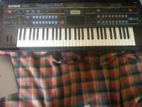 Casio CZ-1 synthesiser synth keyboard rare vintage 80s