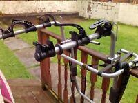 4 x 4 bike rack