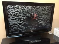 """LG 37"""" FHD 1080p Freeview TV - 4 HDMI - PC - XD Engine - SRS TruSurround XT - 5ms - BARGAIN RRP £378"""
