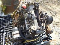 LAYLAND SHERPA PETROL ENGINE 2.2