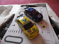 Scalextric - C1018 WORLD RALLYE - £25.00