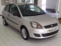 2006 Ford Fiesta Style