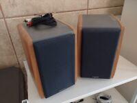 "Edifier R1010BT, 4"" Powered Bluetooth Studio Monitor Speakers (Pair)"