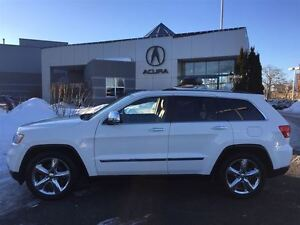 2011 Jeep Grand Cherokee OVERLAND NAVI LAGUNA FULL LEATHER PACKA