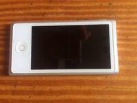 iPod nano 7th generation silver £65