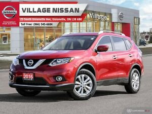 2016 Nissan Rogue SV NO ACCIDENTS! ONE OWNER!