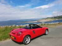 Toyota mr2 roadstar
