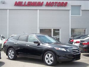 2010 Honda Accord Crosstour EX-L AWD / HEATED LEATHER / SUNROOF