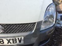 SUZUKI SWIFT 2008 1.5 Auto PART REPAIRED CAT D Part X or STARTS AND DRIVES Swaps
