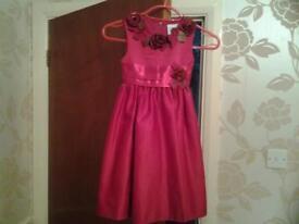 Bridesmaid ,Party Dress ,age 3.