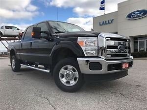 2011 Ford F-350 XLT 4x4 SuperCrew 6.2L V8