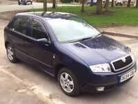 SKODA FABIA 1.9 TDI COMFORT 5DR,HPI CLEAR,1 OWNER,CAMBELT CHANGED AT 75K,4 NEW TYRE,ALLOYS,2 KEYS