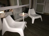 Ikea PS VAGO 2 chairs for outdoor