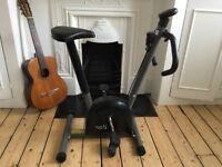 Argos Opti Manual Exercise Bike Bicycle (hardly used)