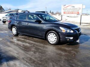 2013 Nissan Altima 2.5 S CERTIFIED!