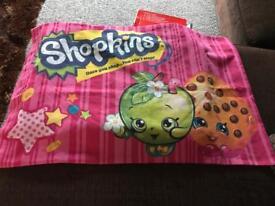Shopkins Single Duvet Set