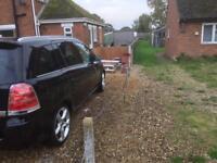 Vauxhall zafira 1.9 cdti 150 auto 206 bhp swap px