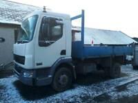 DAF 45 Tipper Lorry