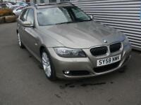 BMW 3 SERIES 3.0 325I SE TOURING 5d 215 BHP **SERVICE HISTORY** (bronze) 2008