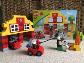 Duplo Fire-station Set 6138
