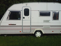 Sprite Super Musketeer 5 berth caravan