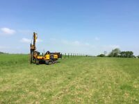 Fencing Operative required for busy land based equestrian service business based near Sleaford Lincs