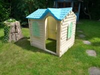 Little Tikes playhouse good condition. Buyer collects.