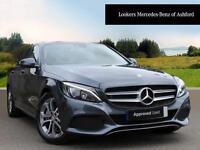 Mercedes-Benz C Class C250 D SPORT PREMIUM PLUS (grey) 2016-04-29