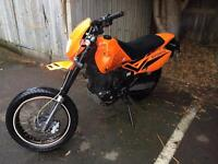 2013 Superbyke 125cc fast and cheap runner!