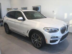 2018 BMW X3 xDrive30i * PROMO RABAIS DE 10000$*