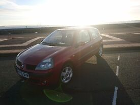 Renault Clio 1.2 Manual Petrol 80k Mileage *2 Previous Owners*