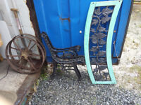 old garden benches.. newry.. .if advert still here ,still for sale.