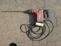 HILTI TE15 DRILL for sale 110v