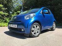 TOYOTA iQ 1.0 VVT-i 2 - 3 DOOR - MANUAL - 2010/10 - !!FURTHER REDUCTIONS!! PRICED TO SELL!