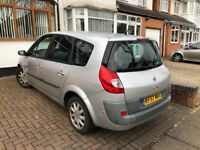RENAULT GRAND SCENIC 2007 57 7 SEATER 1.9 dci