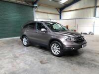2010 Honda CR-V es 2.2 dtec leather pristine only 72,000!! Full mot guaranteed cheapest in country