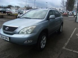 2004 54 LEXUS RX 3.0 300 SE-L 5D AUTO 202 BHP***GUARANTEED FINANCE***PART EX WELCOME***