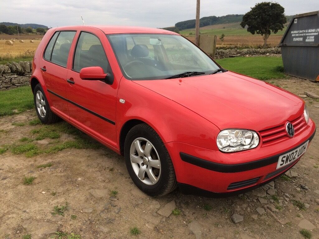 volkswagen golf diesel in dundee gumtree. Black Bedroom Furniture Sets. Home Design Ideas