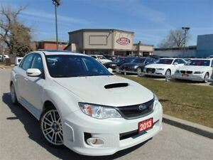 2013 Subaru WRX STi TECH PKG NAVIGATION SUNROOF AWD