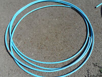 Mains underground blue water pipe 20mm approx 13.5m - Pokesdown BH5 2AB