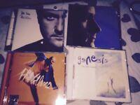 Phil Collins CDs