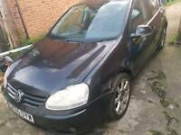Mk5 golf breaking for parts