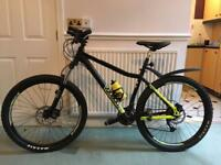 Men's voodoo Bantu mountain bike