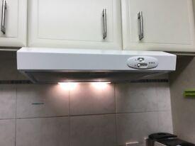 Elica KREA 60cm Cooker hood in White