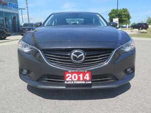 2014 Mazda Mazda6 6 GT/NAVI/TECH PKG