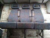 Need gone asap LDV Convoy Minibus seats