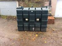 Heating oil container Free to collect or £20 delivery Bristol bath