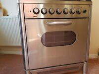 Zanussi gas oven and hob