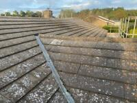Marley Modern Roof tiles (reclaimed, see pics)