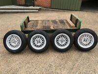 BMW Genuine 14inch BBS wheels